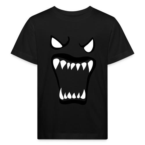 Monsters running wild - Ekologisk T-shirt barn
