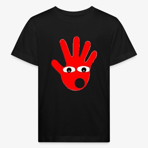 Hände mit Augen - T-shirt bio Enfant