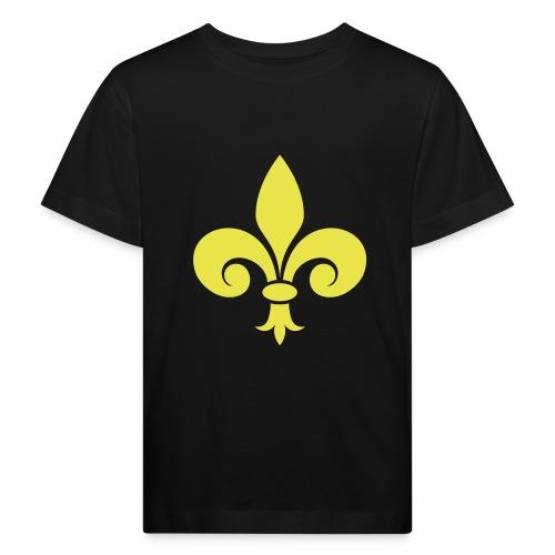 Fleur de Lys royale - T-shirt bio Enfant