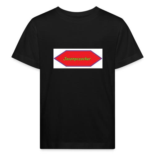Kanalbild ohne hintergrund mit fühlung - Kinder Bio-T-Shirt