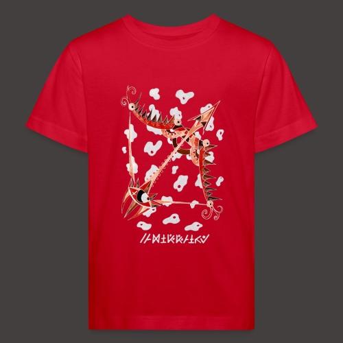 Sagittaire Négutif - T-shirt bio Enfant