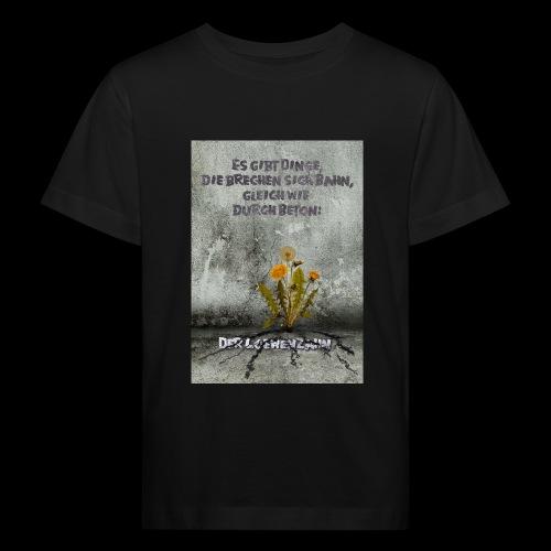 durchbruch - Kinder Bio-T-Shirt