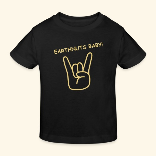 EOG Pommesgabel - Kinder Bio-T-Shirt