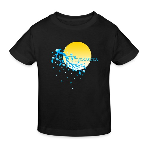 Cherry Blossom Festval Full Moon 2 - Kinder Bio-T-Shirt