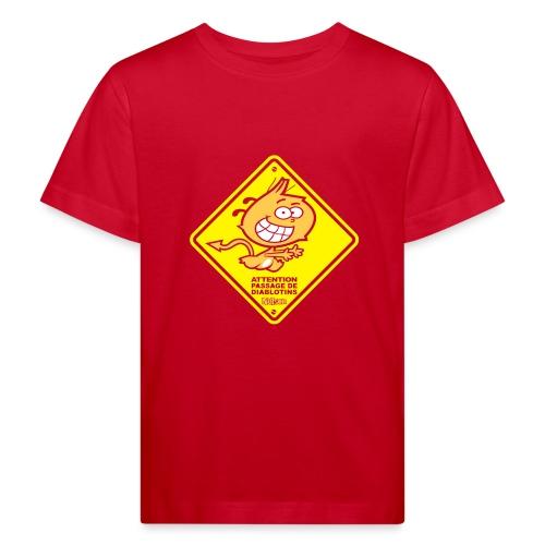 nelson panneau 2 - T-shirt bio Enfant