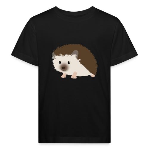 Siili - Lasten luonnonmukainen t-paita