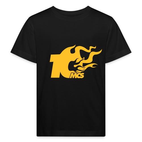logo09 - Kinder Bio-T-Shirt