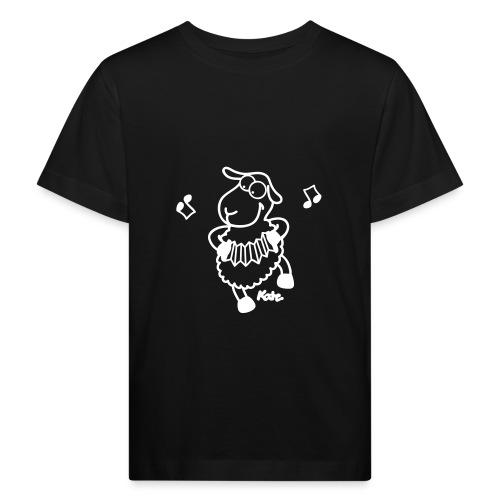 Schaf - Kinder Bio-T-Shirt