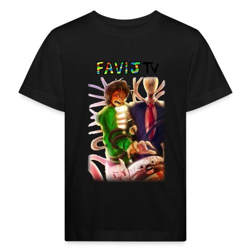 ShirtFinale png - Maglietta ecologica per bambini