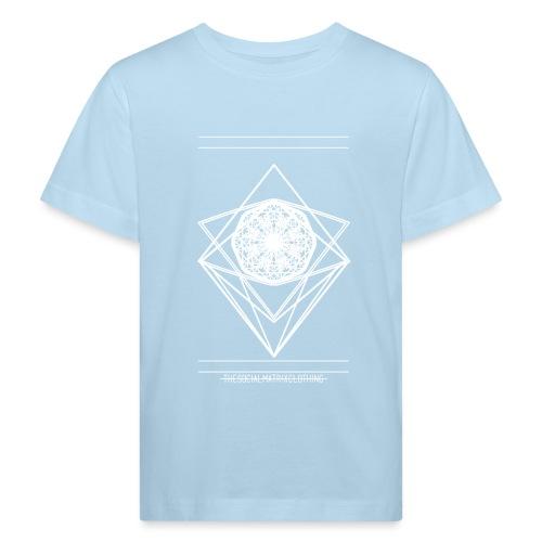 VISION [WHITE] - Kinderen Bio-T-shirt