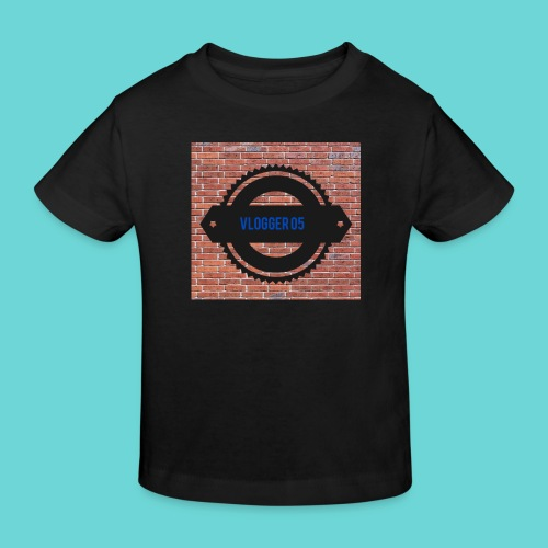 Brick t-shirt - Kids' Organic T-Shirt