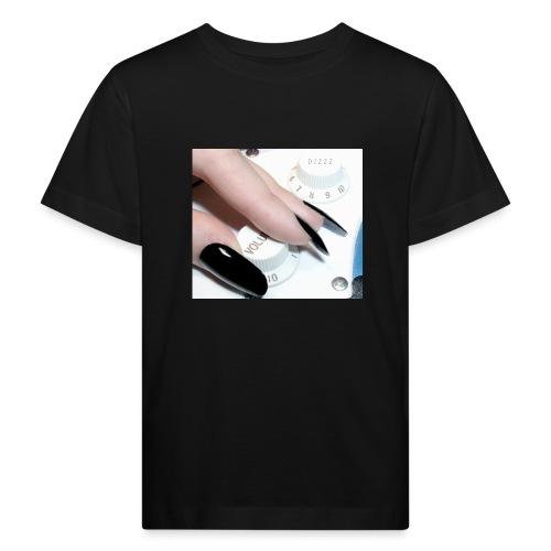 Gothic guitar girl - Ekologiczna koszulka dziecięca