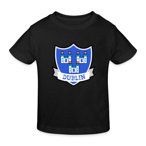 Dublin - Eire Apparel - Kids' Organic T-Shirt