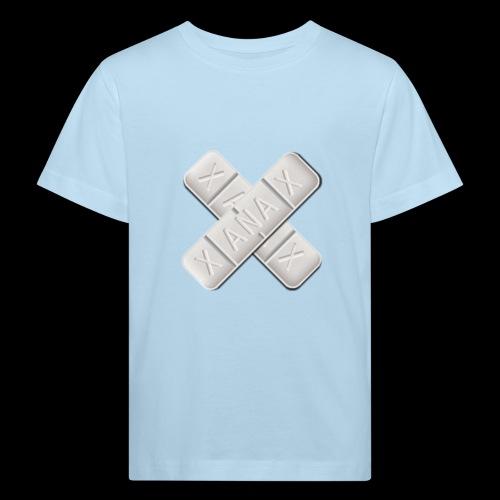 Xanax X Logo - Kinder Bio-T-Shirt