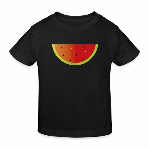 Sandia - Camiseta ecológica niño