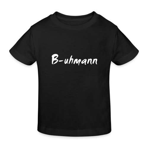 buhmann fun shirt - Kinder Bio-T-Shirt
