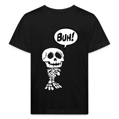Funny Skelett 1 buh (2f) - Kinder Bio-T-Shirt