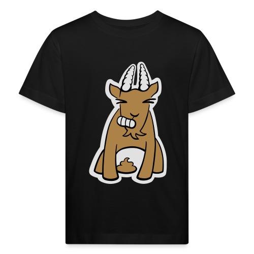 Scheissbock - Kinder Bio-T-Shirt