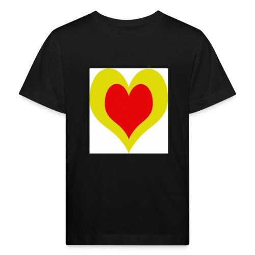 hjaerta - Ekologisk T-shirt barn