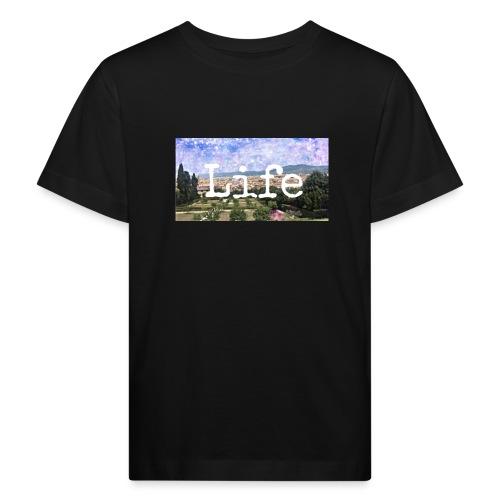 Florenz Life - Kinder Bio-T-Shirt