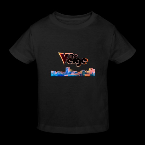 The Verge Gob. - T-shirt bio Enfant