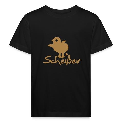 Küken - Scheißer - Kinder Bio-T-Shirt