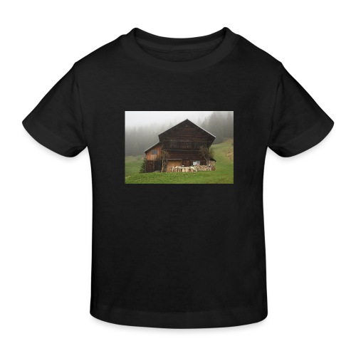 31.10.17 - Kinder Bio-T-Shirt