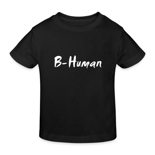 B-Human Shirt - Kinder Bio-T-Shirt