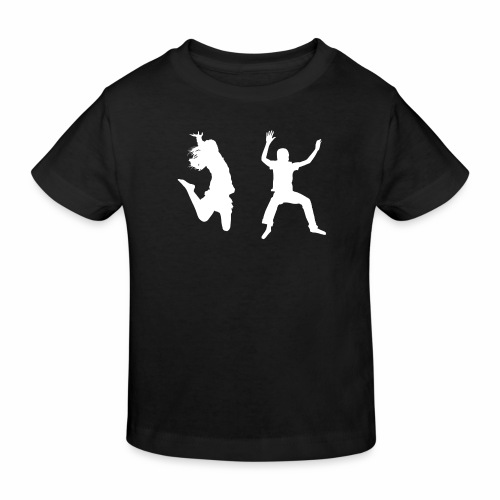 Trampoline - Kids' Organic T-Shirt