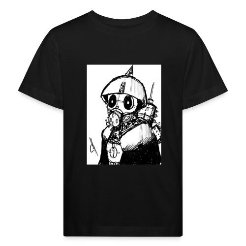 gas man - Camiseta ecológica niño