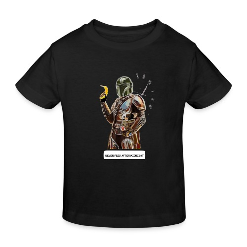 Never Feed After Midnight - Kids' Organic T-Shirt