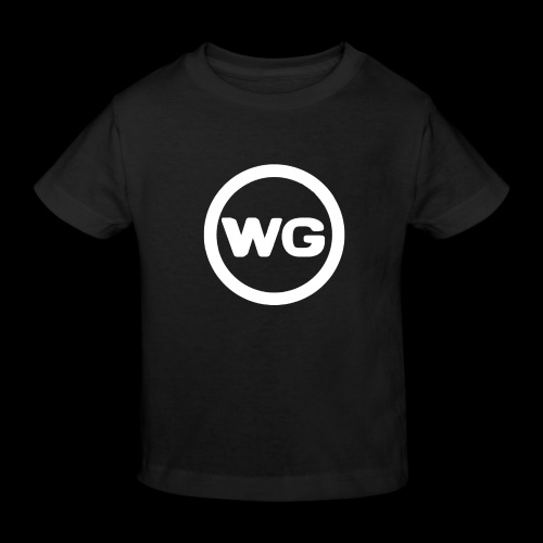 wout games - Kinderen Bio-T-shirt