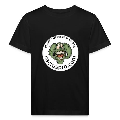 logo cf badge2 - T-shirt bio Enfant