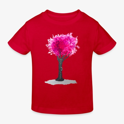 Tree - Kids' Organic T-Shirt