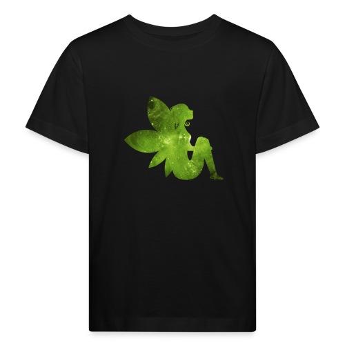 Green fairy - Økologisk T-skjorte for barn