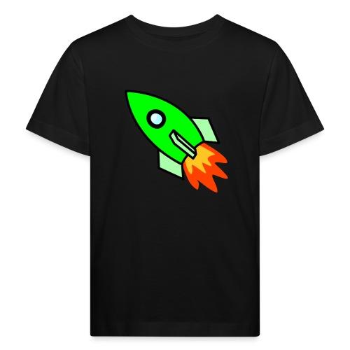 neon green - Kids' Organic T-Shirt