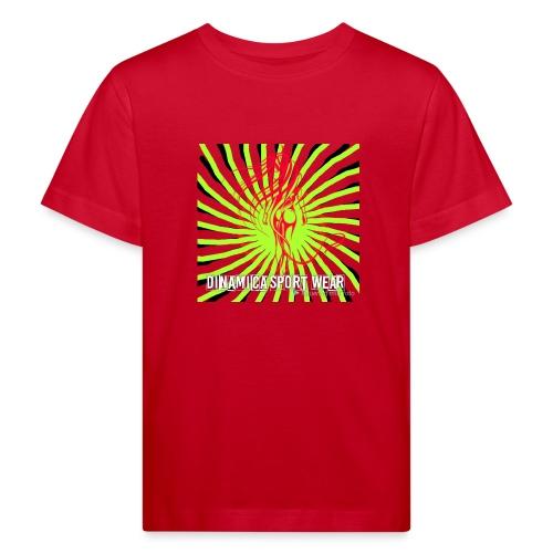 DSW logo - Ekologisk T-shirt barn