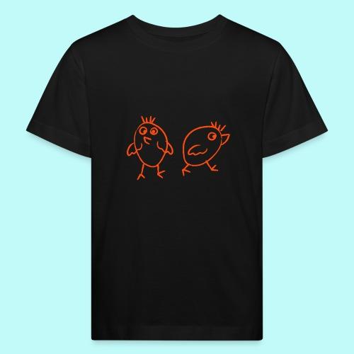 2 Dreckspatzen - Kinder Bio-T-Shirt