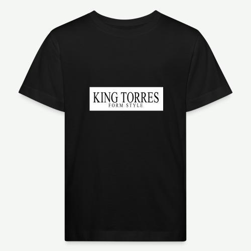 king torres - Camiseta ecológica niño