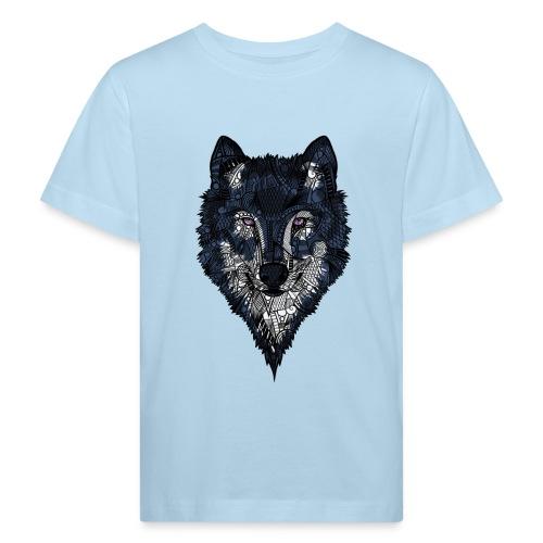 Ulv - Økologisk T-skjorte for barn