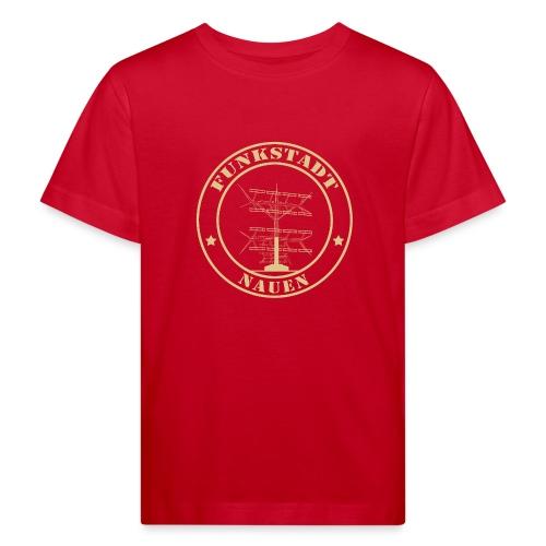 Goldener Funker - Kinder Bio-T-Shirt