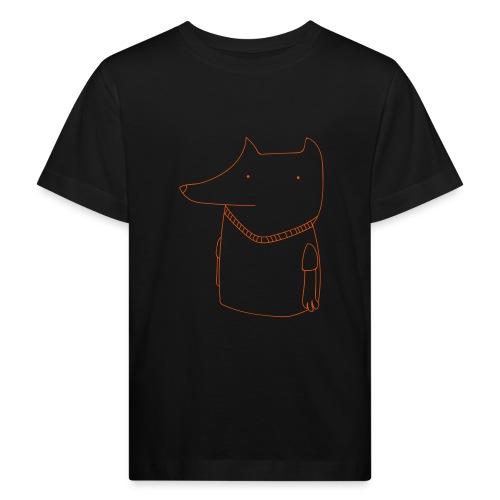 FoxShirt - Kids' Organic T-Shirt