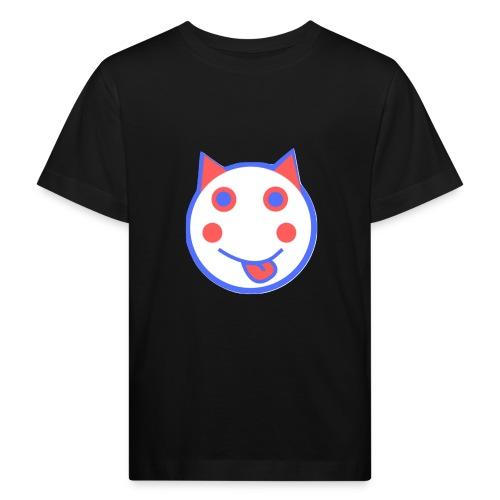 Red White And Blue - Alf Da Cat - Kids' Organic T-Shirt