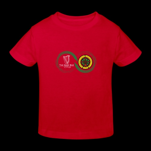 Harp and French CSC logo - T-shirt bio Enfant