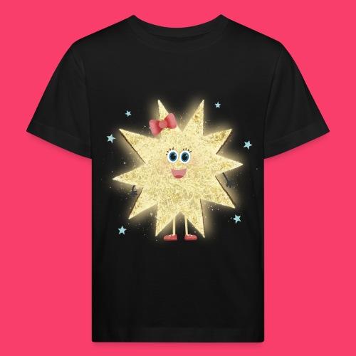 Stella Stern: Bio-Jutetasche Sternchen - Kinder Bio-T-Shirt