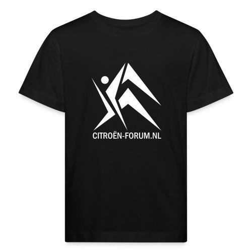 logo cfnl groot - Kinderen Bio-T-shirt