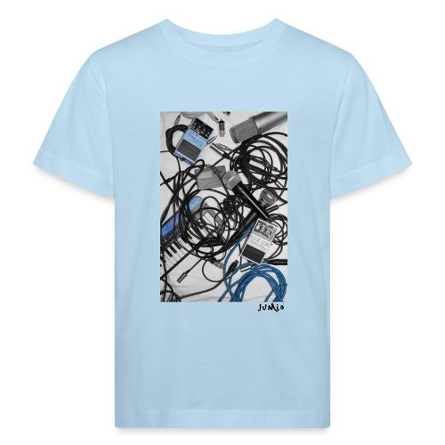 Jumio Print - Lasten luonnonmukainen t-paita