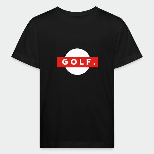 GOLF. - T-shirt bio Enfant