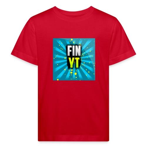 Uusi Youtube Logo - Lasten luonnonmukainen t-paita