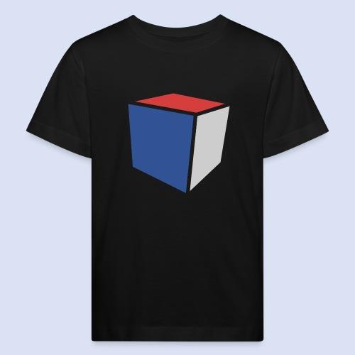 Cube Minimaliste - T-shirt bio Enfant